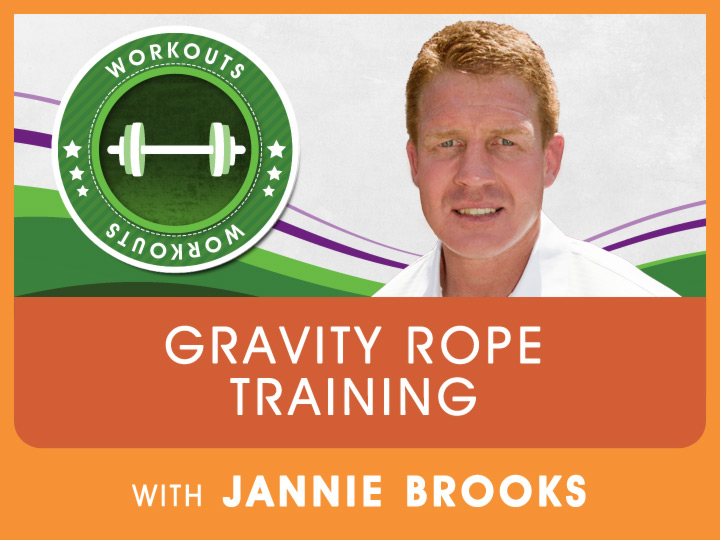 Jannie Brooks demonstrates this easy and effective workout