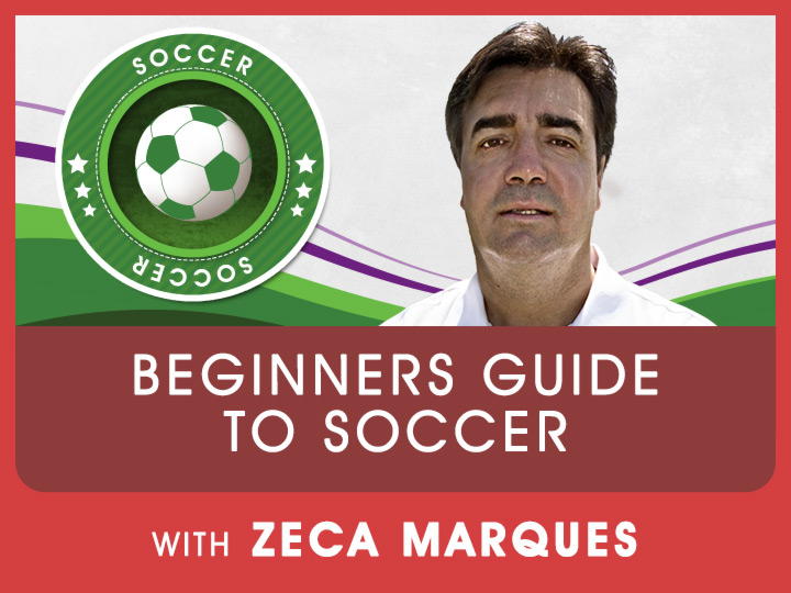 Zeca Marques share some exciting tips and techniques for those who are starting out in soccer or if you just want to recap what you have learnt