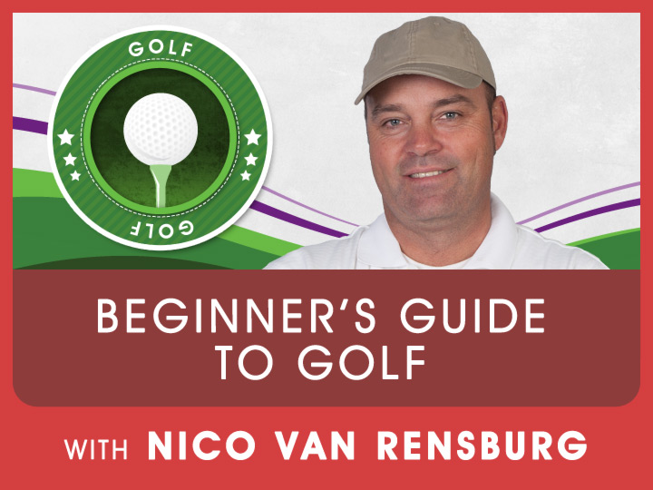 Nico lays down the fundamentals for beginners starting out in golf
