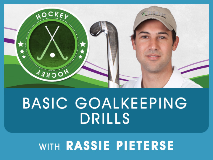 Rassie shares some drills and exercises to improve your goalkeeping ability and reaction time