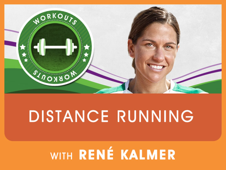 Rene Kalmer, a South African runner shares some exciting warm-up tips and techniques for the everyday runner