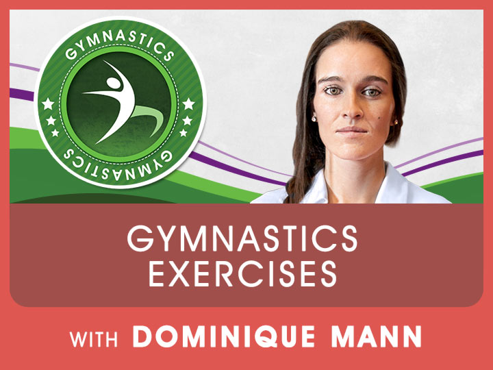 Learn some great techniques from current SA Aerobic Gymnastic champion Dominique Mann