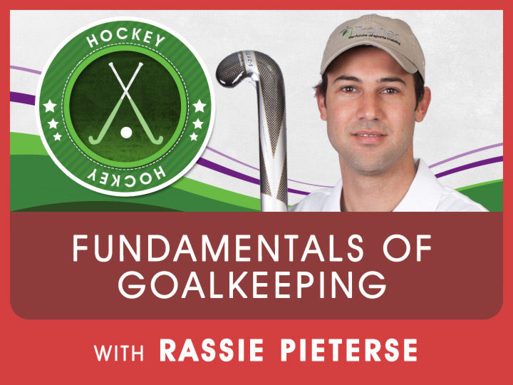 Rassie takes us through the fundamentals that every aspiring goalkeeper should practice