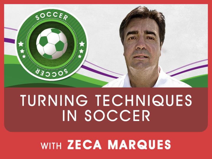 Exciting turning techniques from Moroka Swallows head coach, Zeca Marques